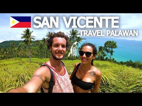 PHILIPPINES NEXT BIG TOURIST DESTINATION? SAN VICENTE 🇵🇭 PALAWAN