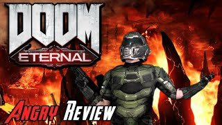 DOOM Eternal Angry Review