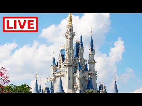 🔴 LIVE: Disney's Magic Kingdom! 🏰🐭✨ || Jungle Cruise, The Barnstormer & Dumbo🐘✨🎪