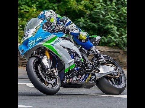 Isle of Man TT - Full Lap Superbike Kawasaki (PS4)