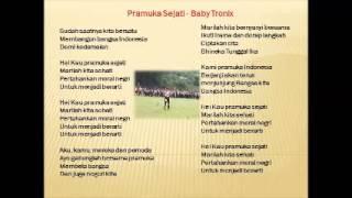 Download lagu LAGU PRAMUKA SEJATI DENGAN LIRIK MP3