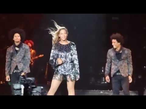 Beyoncé Goes Fcking Crazy - live in Sportpaleis Antwerp Belgium 31-05-13 Made by Janske
