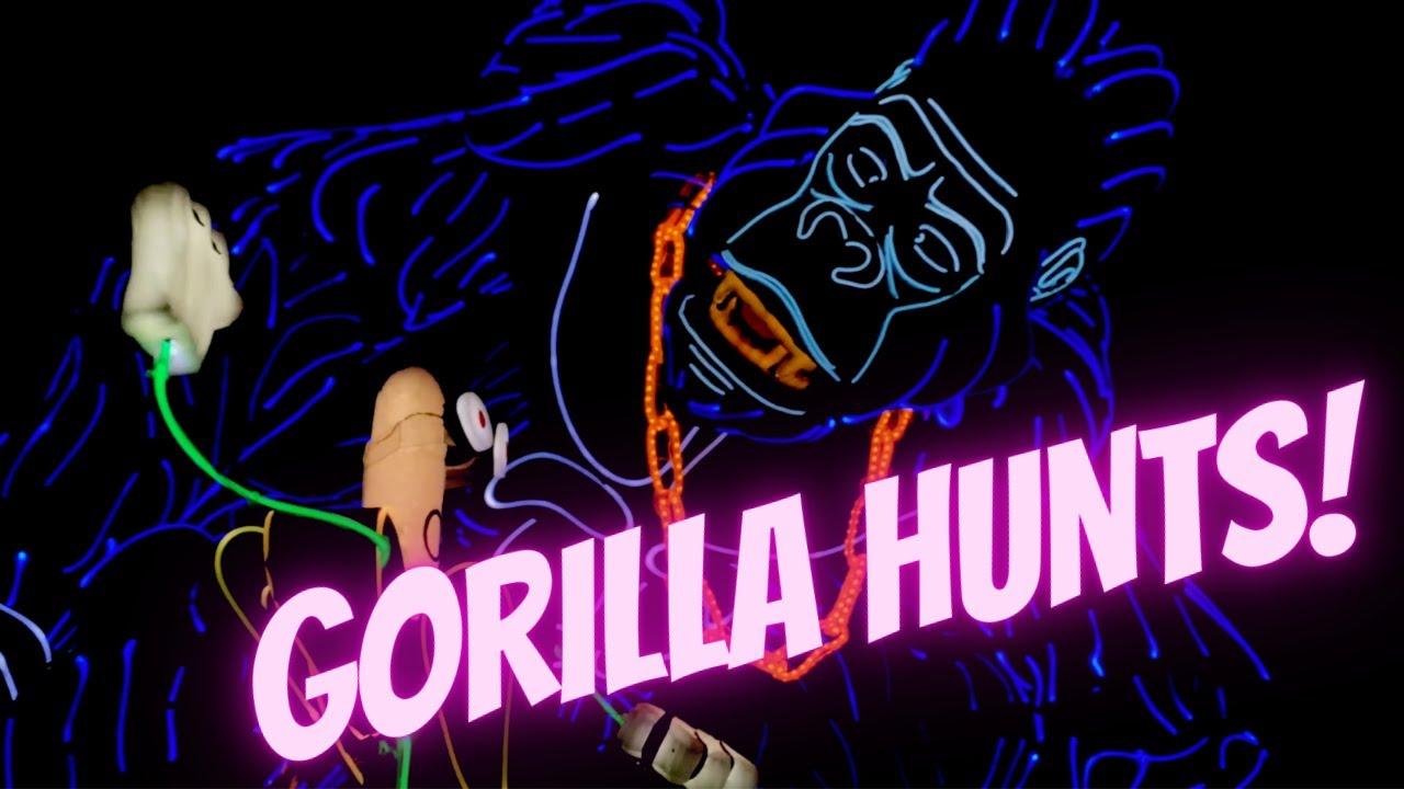 Gorilla&Banana