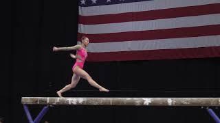 Kara Eaker - Balance Beam – 2018 U.S. Gymnastics Championships – Senior Women Day 1