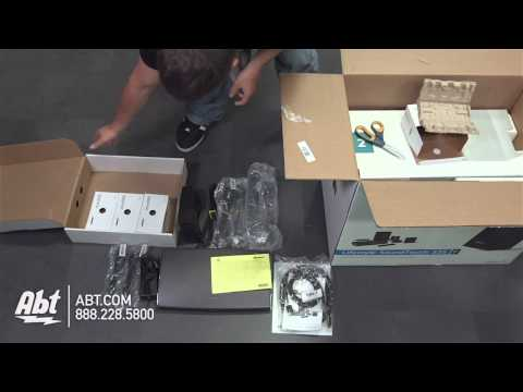 Unboxing: Bose Lifestyle SoundTouch 535 Entertainment System - 738516-1100