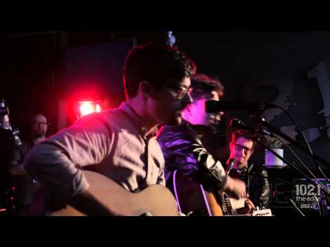 Arkells - Never Thought That This Would Happen (Live at the Edge)