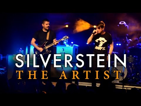 """Silverstein - """"The Artist"""" LIVE! Discovering The Waterfront 10 Year Anniversary Tour"""