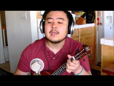 John Legend - All of Me (Ukulele Cover + Chords in Description)