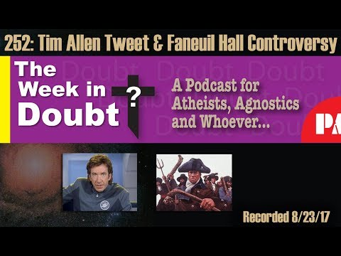 Tim Allen Tweet and Faneuil Hall / Crispus Attucks Controversy