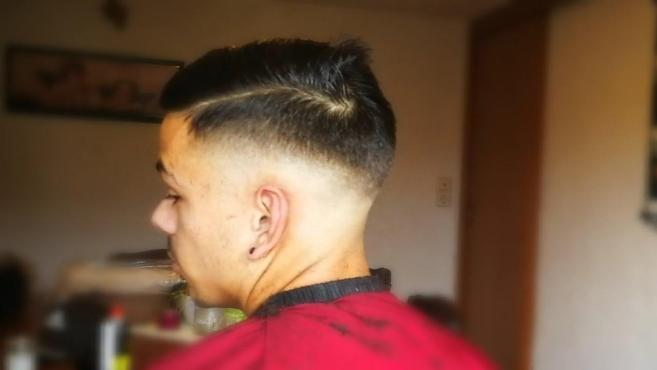 Männer übergang haare Kurze Haare