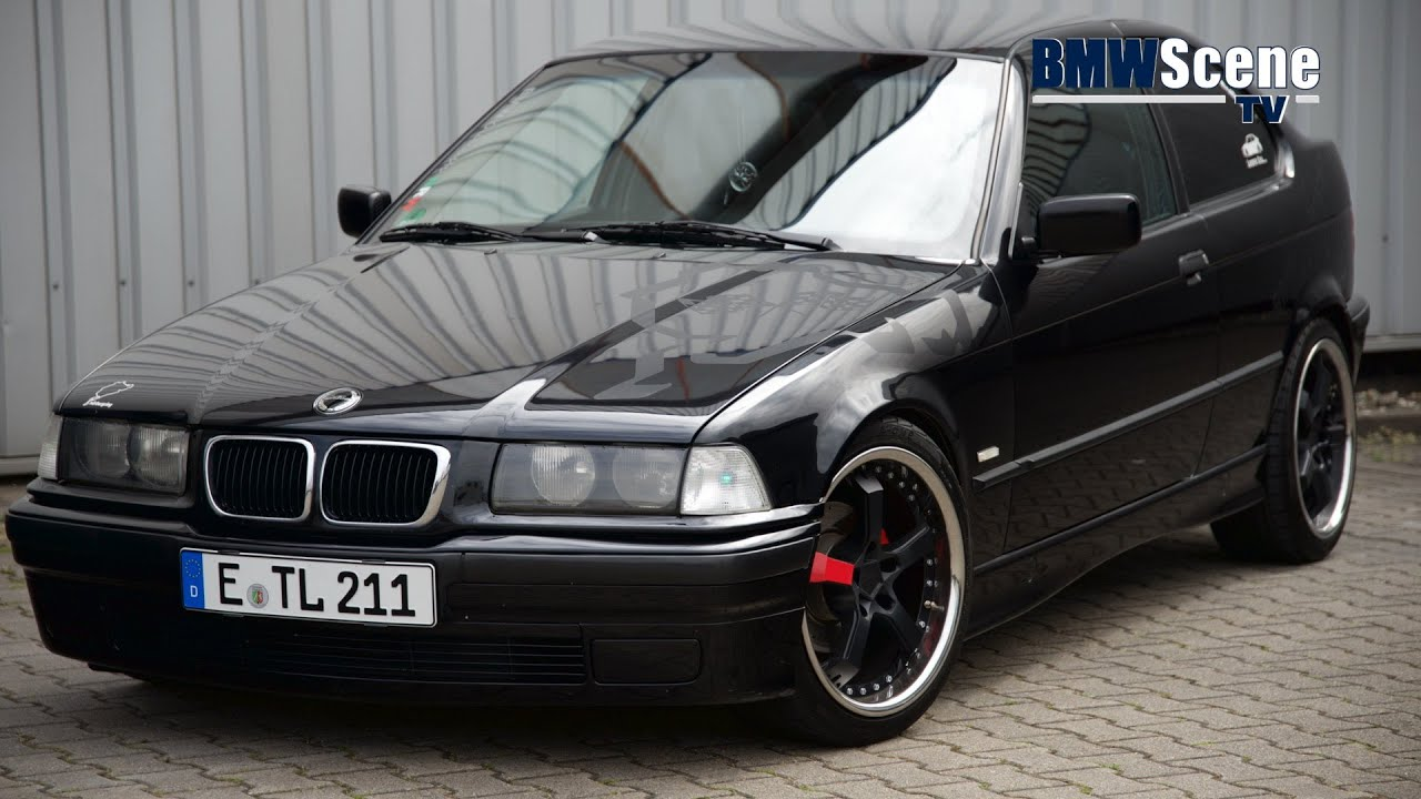 Trailer BMW SCENE TV #4 - Sidney über Liberty Walk / E36 Compact ...