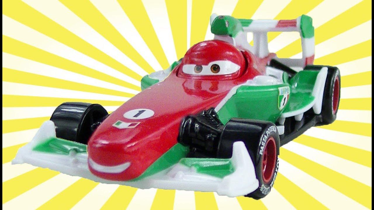 Francesco Bernoulli Cars  Diecast Car