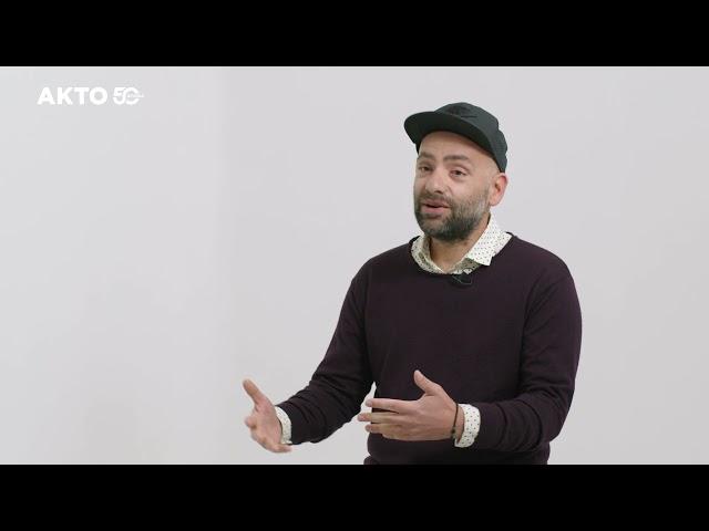 AKTO Stories | Γεράσιμος Φρόνιμος
