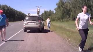 ДТП на трассе Томск — Колпашево