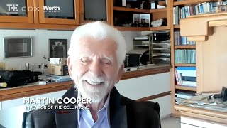Where Mobile Goes Next with Martin Cooper and Robin Raskin