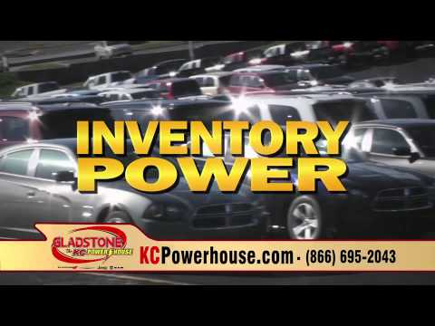 Gladstone Chrysler Dodge Jeep RAM Is The KC POWERHOUSE!