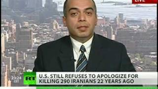 US hypocrisy towards Iran