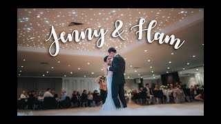 Ham & Jenny | Cinematic Vietnamese Wedding at Brighton Reception