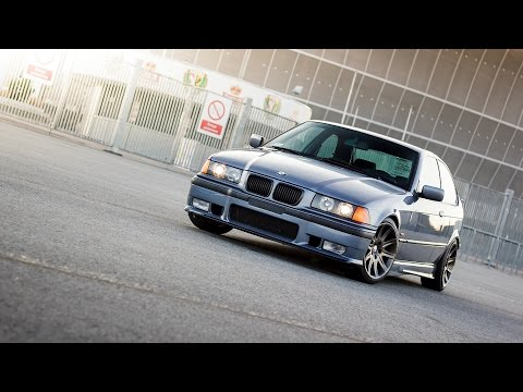 BMW E36 Compact × KudlatyWORKSHOP