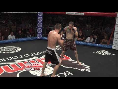 CHRIS COLE vs ROBBIE LEROUX: CES MMA FAR BEYOND DRIVEN