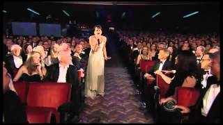 Glee's Lea Michele & Matthew Morrison at 2010 Tony Awards