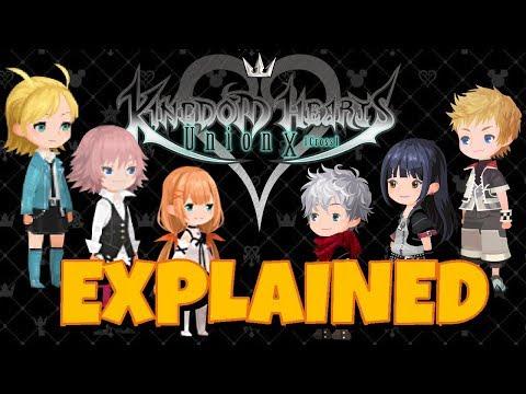 The Full Story of Kingdom Hearts Union Cross (KHUx) Explained - November & December Update