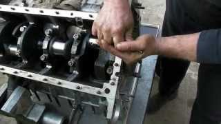 видео Газ 53 ремонт двигателя