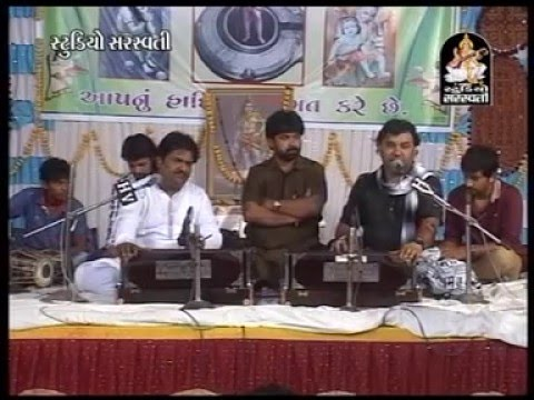 Kirtidan Gadhvi - Osman Mir Mandvi Kutch Live - Part - 4 - Marjiva Paghdiwada