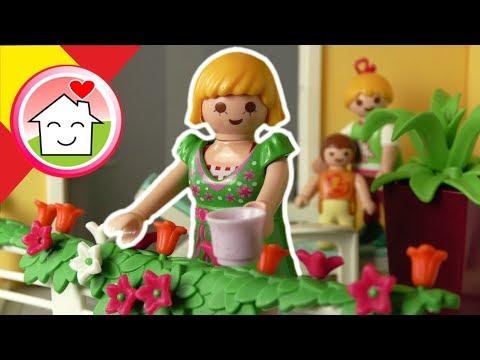 Playmobil en español Un día con mamá́ - La familia Hauser