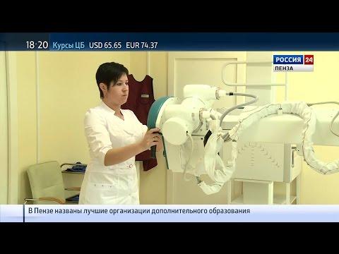 Россия 24. Пенза: современные методы лечения в области травматологии и ортопедии