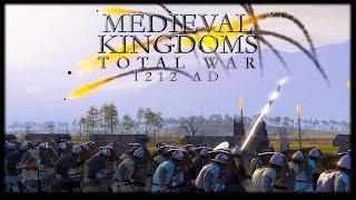 BRUTAL 100 YEARS WAR SIEGE! Total War Attila MEDIEVAL MOD Gameplay!