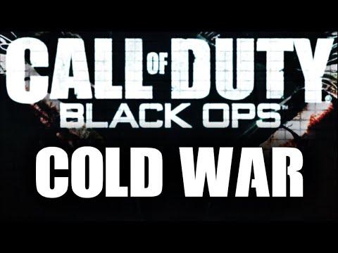 Call Of Duty Black Ops Cold War Revealed Huge Teaser Found