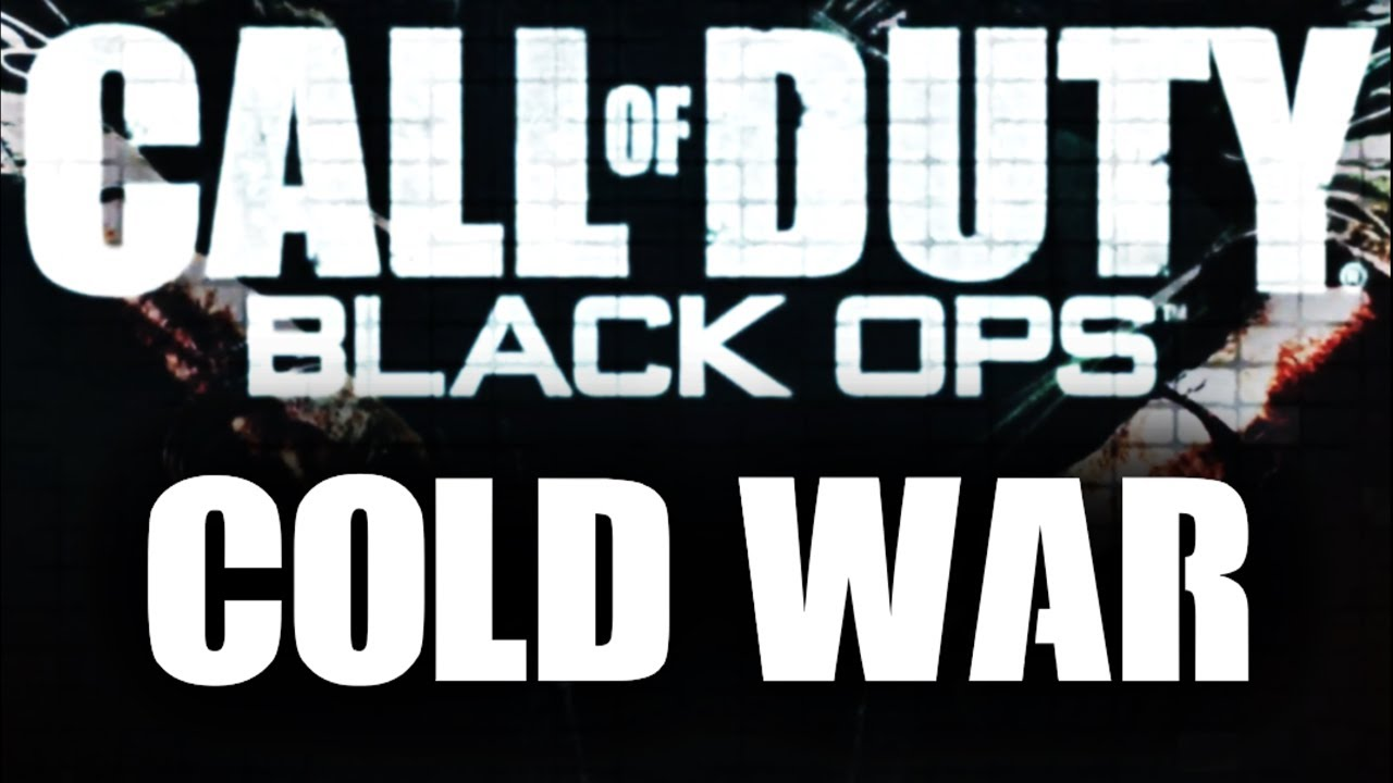 Call Of Duty Black Ops Cold War Revealed Huge Teaser Found