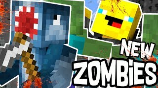 AWESOME NEW ZOMBIE MINI GAME!! W/AshDubh