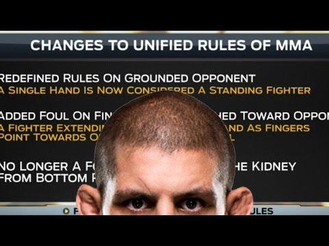JOE LAUZON TALKS RULES!!!