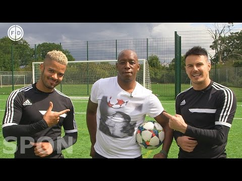AMAZING SKILLS | F2 Freestylers vs. Ian Wright