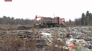 Совещание по строительству новой очереди новгородского полигона твердых бытовых отходов