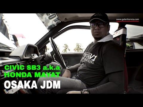 Honda Civic SB3 Osaka JDM | Interview & Sound Test | Speed Junkies 2016