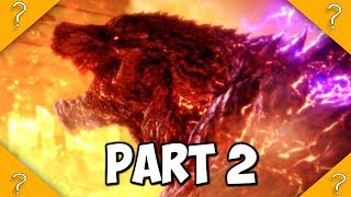 Godzilla 2 - City on the Edge of Battle NETFLIX review theory