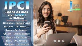 IP Central de Itapeva - Live de Sábado - 30/05/2020