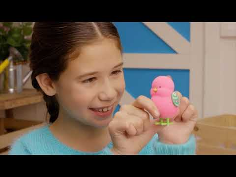 Little Life Pets: цыплята, которые вылупляются из яйца (Литтл Лайф Петс цыплята)
