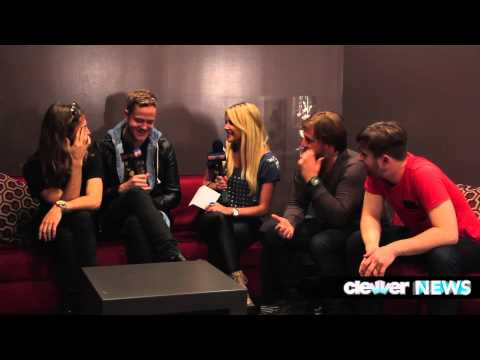 Imagine Dragons Interview 2012!