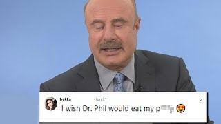 [11.79 MB] Dr. Phil Reads Thirsty Tweets