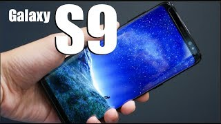 Galaxy S9 / S9 Plus First Look!