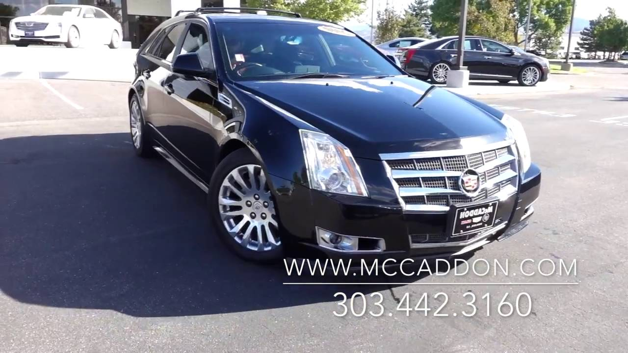 2010 cts wagon mccaddon youtube youtube