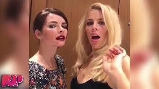 Busy Philipps and Kelly Oxford NAIL The