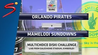 Orlando Pirates 4-0 Mamelodi Sundowns highlights