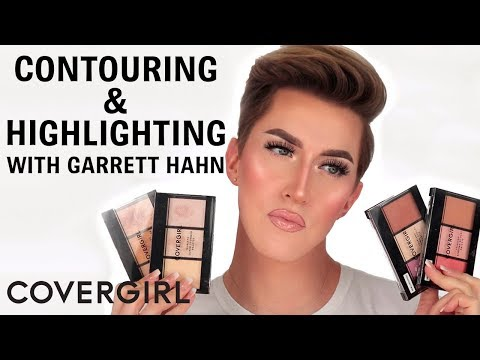 How to Contour and Highlight with Garrett Hahn   COVERGIRL