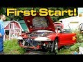 Eclipse GSX First Start In 4 Years! - Reviving A 4G63 In HD