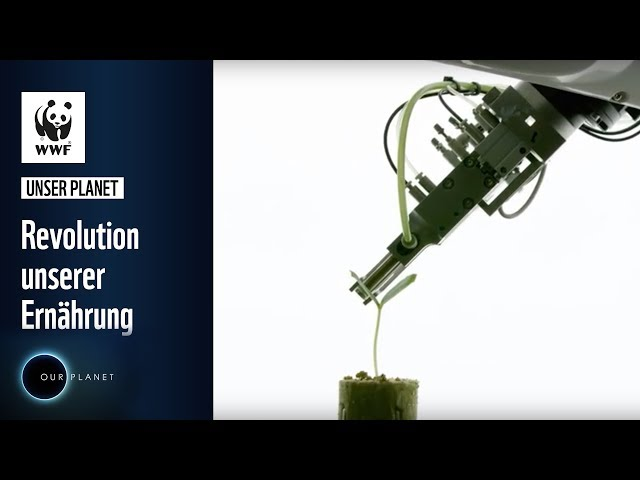 Revolution unserer Ernährung und Landwirtschaft   WWF Unser Planet